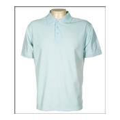 T-shirt Polo Aqua Blue