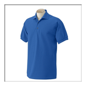 T-shirt Polo Royal Blue