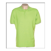 T-shirt Polo Lime Green