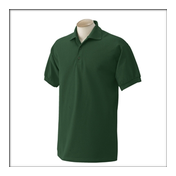 T-shirt Polo Forest Green