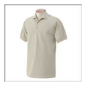T-shirt Polo Beige