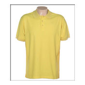 T-shirt Polo Yellow