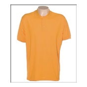 T-shirt Polo Tangerine