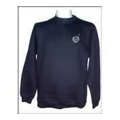 Sweatshirt: Navy Blue